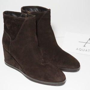 🆕Aquatalia Weatherproof Wedge Bootie Ankle Boot